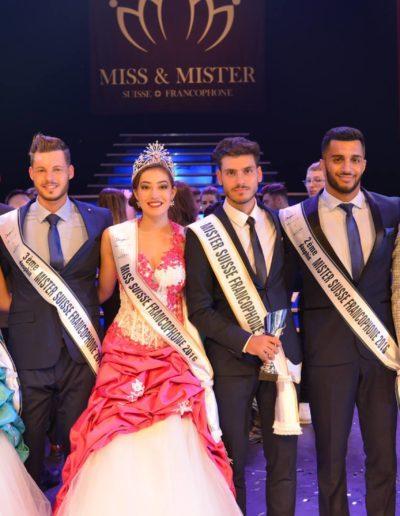 Miss&Mister Suisse Francophone 2016